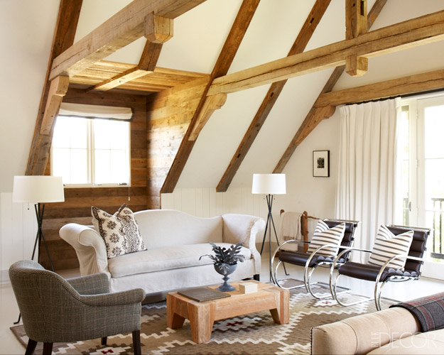 Color outside the lines a little modern traditional mix - Contemporary colonial interior design ...