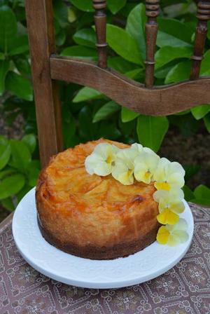 recetario-reto-disfruta-mayo-recetas-dulces-pera-tarta-cake-bizcocho-pear