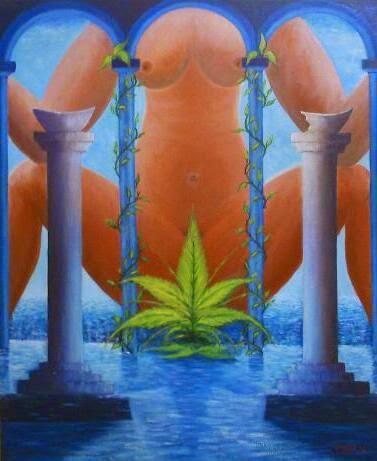 Cuadro del pintor: Karfer Eguia.