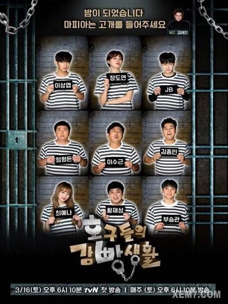 Mafia Game in Prison
