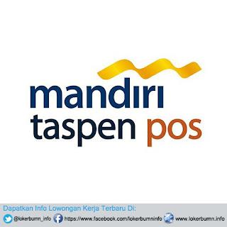 Info Lowongan Kerja Bank Mandiri Taspen Pos  lulusan D3 dan S1 untuk banyak posisi 2017