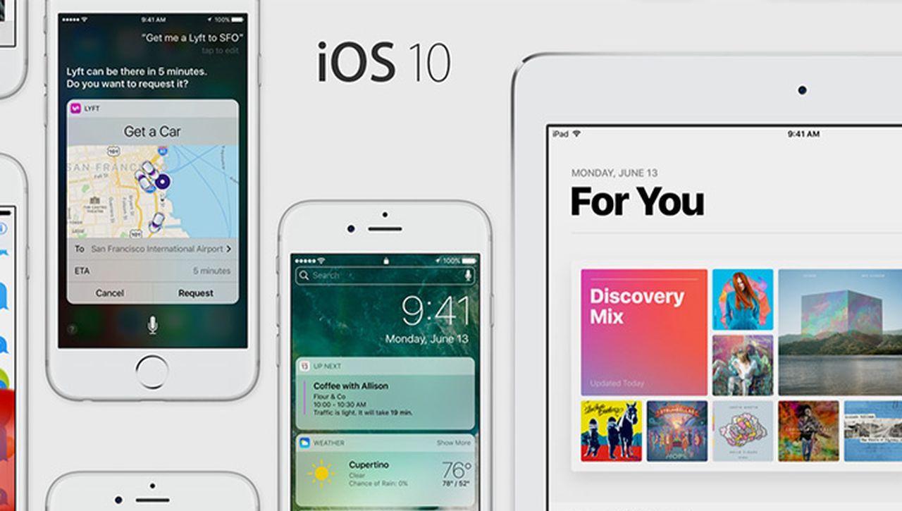 طريقة تثبيت النسخة التجريبية العامة من نظام iOS 10 على الايفون والايباد والايبود تتش بسهولة وبدون حاسبة
