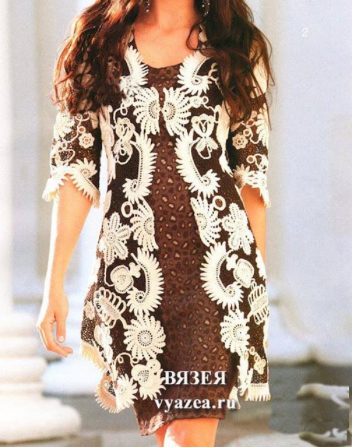Impresionantes Blusas a Crochet