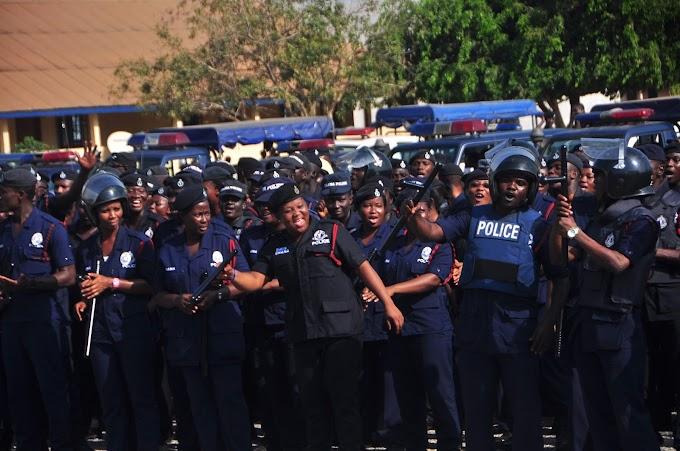 14,200 Police deployed for Xmas