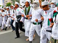 Habib Rizieq: Jika Polisi Tak Mampu, Laskar FPI Siap Tangkap Pembacok Hermansyah