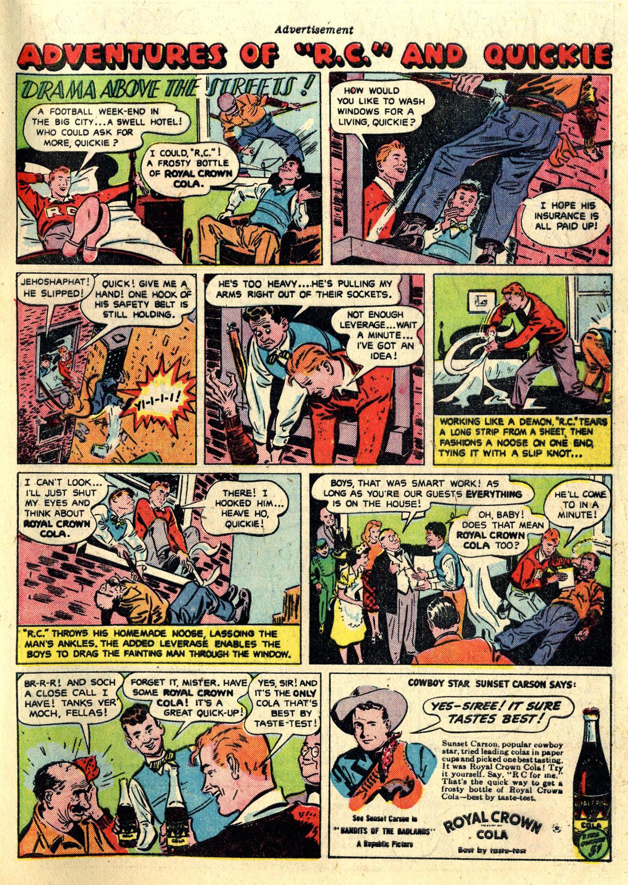 Read online Detective Comics (1937) comic -  Issue #112 - 49