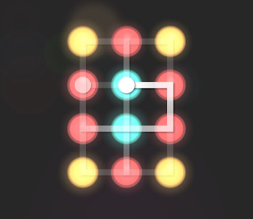 Solution, Cheats, Walkthrough for Neon Hack [Glow Pack] Level 54