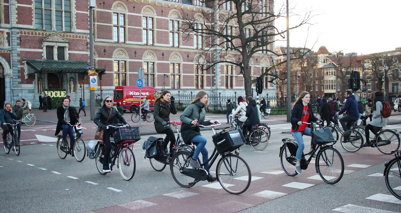AMSTERDAM turismo