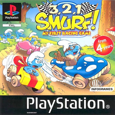 Smurf! My First Racing Game