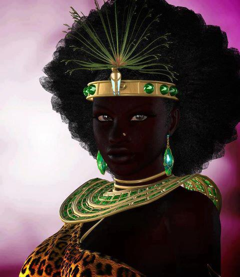 black warrior women - photo #4