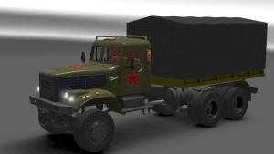 KRAZ 255 v3.0 truck mod