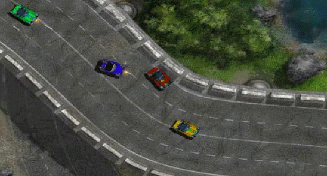 تحميل لعبة السيارات mad cars مجانا