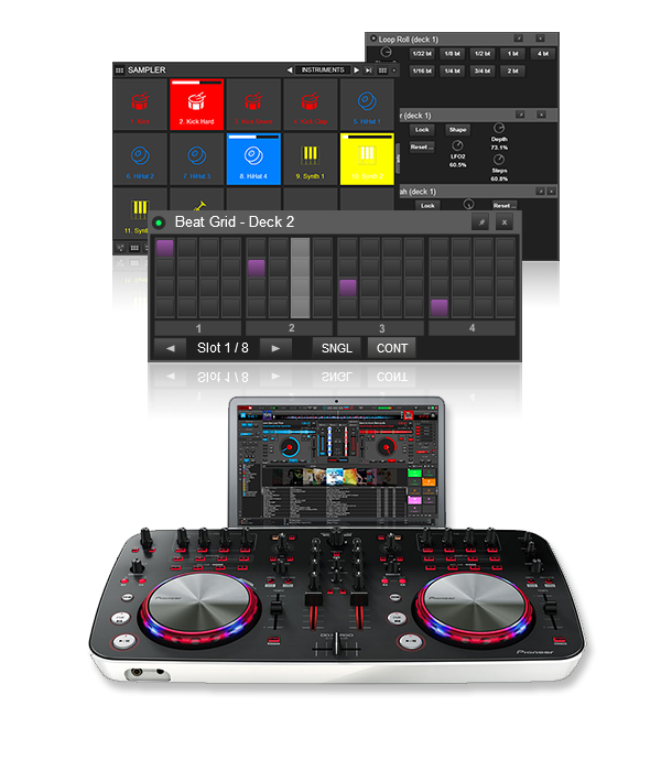 Download Virtual DJ 8 Pro + Crack Free Full Version