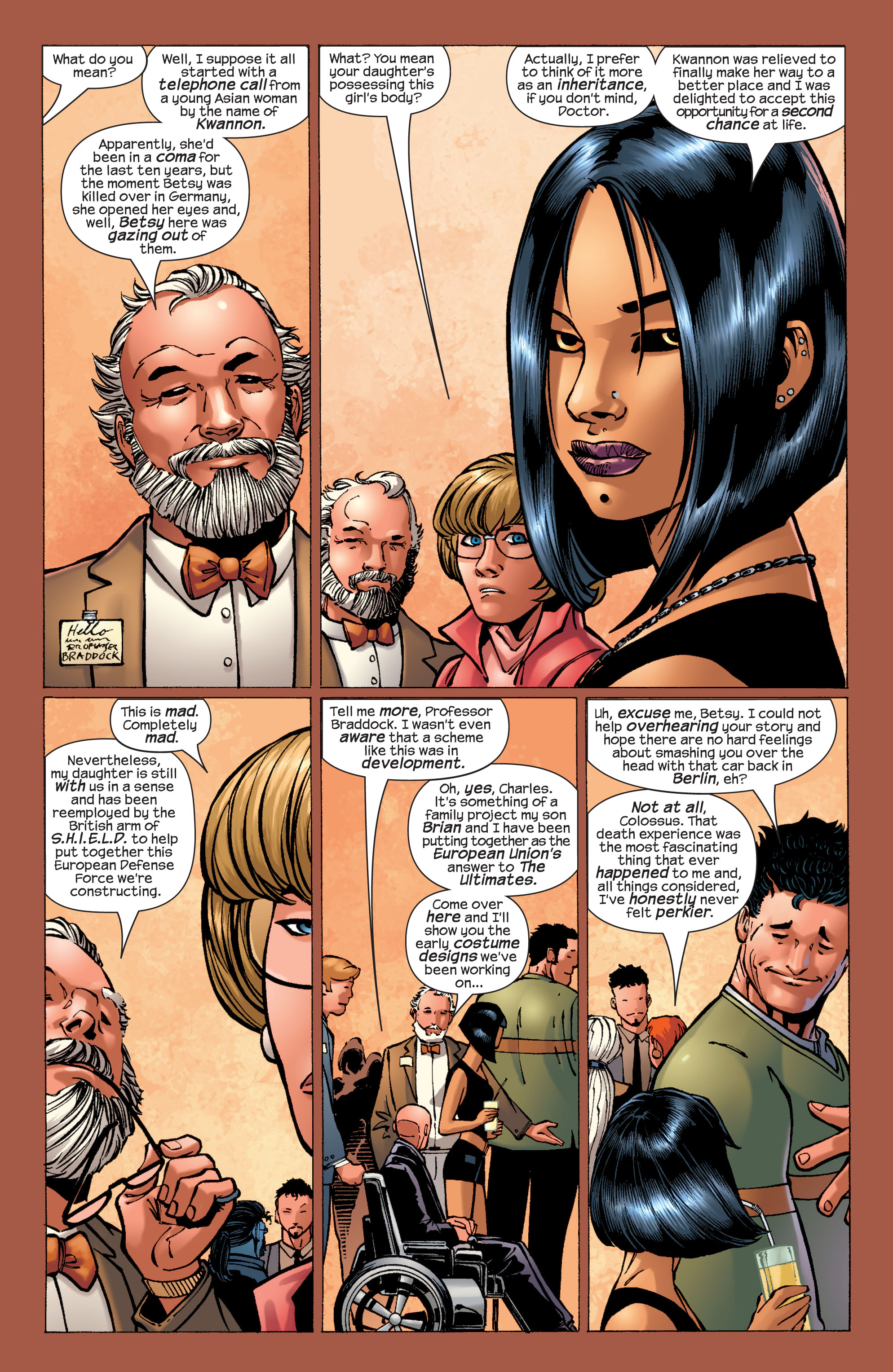 Read online Ultimate X-Men comic -  Issue #32 - 15