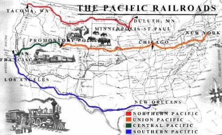 PR Sacramento Central Pacific Railroad Map on central pacific engine sacramento, arcade railroad station sacramento, southern pacific sacramento, central pacific railway, paintings of bridge in sacramento, sutter s fort sacramento,
