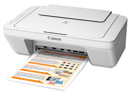 Canon Pixma MG2570 Download Printer Driver