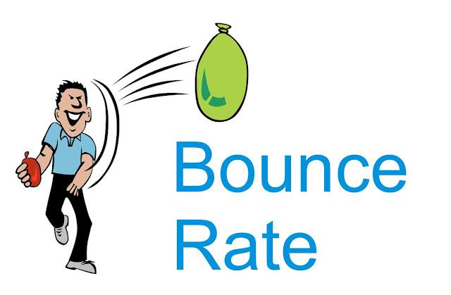 Bounce Rate Untuk Blog