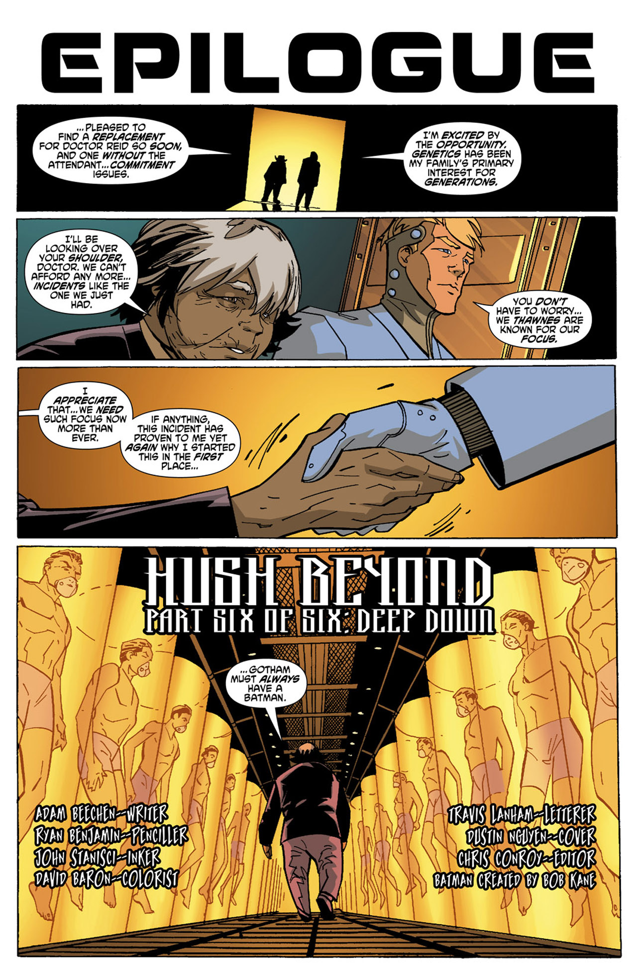 Batman Beyond (2010) Issue #6 #6 - English 23