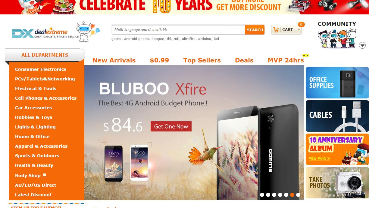 0f1b112ba يعتبر موقع Dealextreame من أفضل المواقع الصينية لبيع الهواتف الذكية  والأجهزة الإلكترونية حيث يوفر لك العديد من الهواتف لشركات صينية معروفة في  مجال الهواتف ...