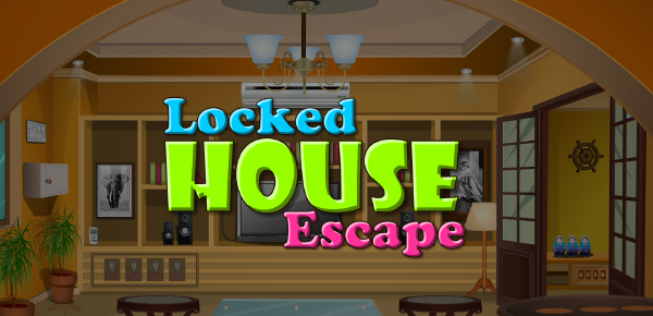 MeenaGames Locked House Escape