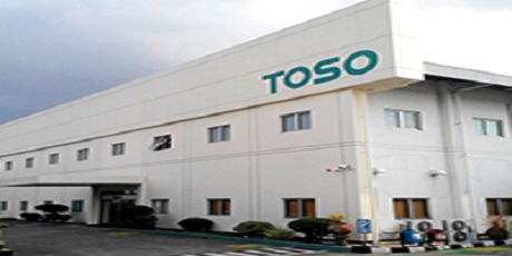 Lowongan Kerja Februari 2018 PT. Toso Industry Indonesia