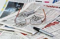 अखबार खोलते ही