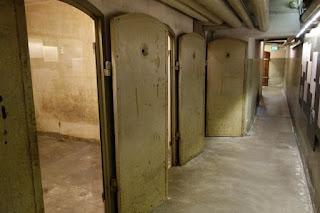 Celdas prisión nazi Gestapo en Colonia