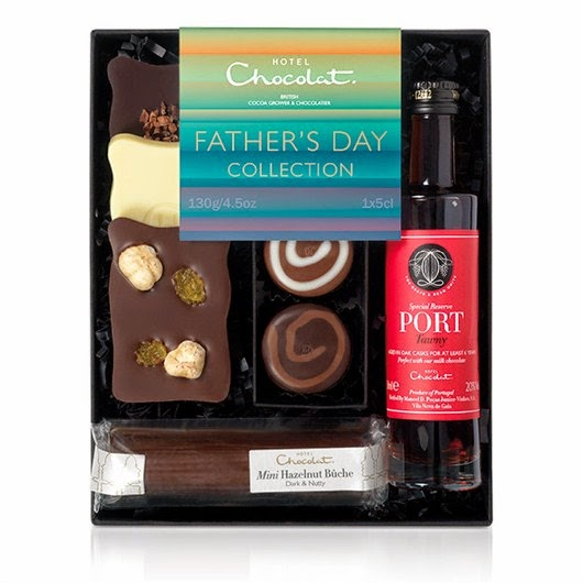 hotel chocolat fathers day collection