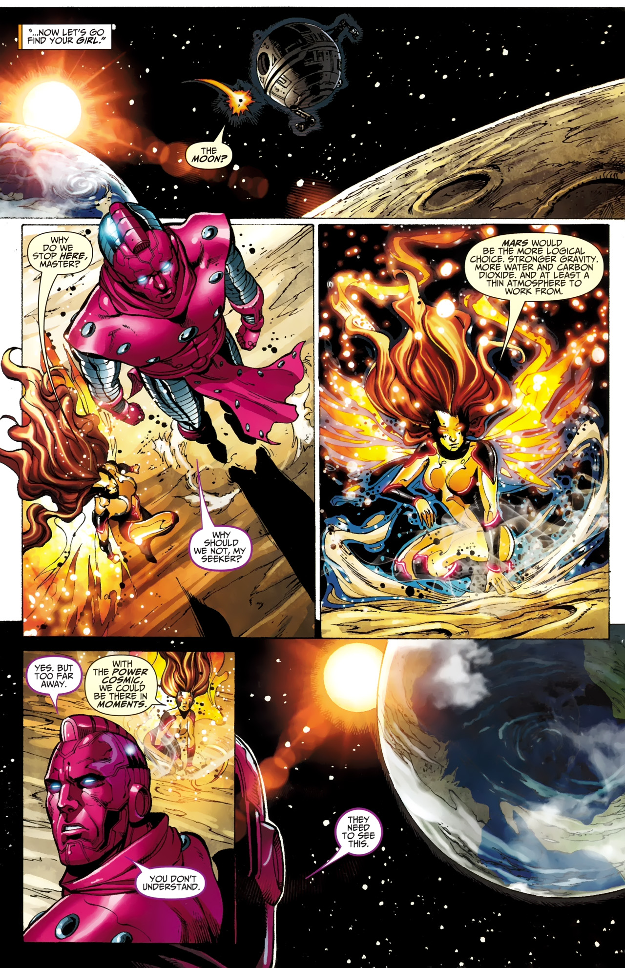 Read online Silver Surfer (2011) comic -  Issue #4 - 14
