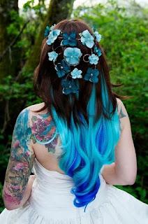 blog inspirando garotas - cabelo - noiva