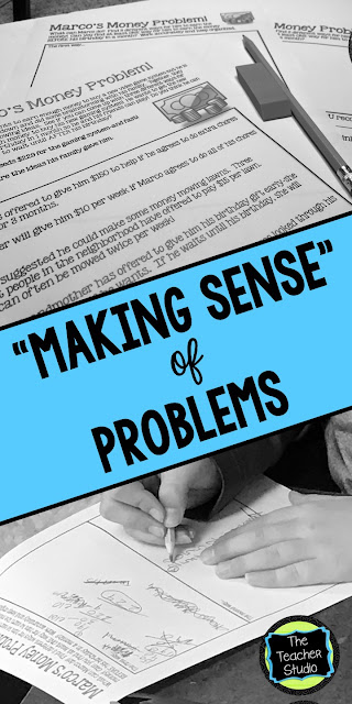 problem solving, open ended problem solving, real world problem solving, problem solving lessons, problem solving activies, problem solving strategies, make sense of problems, third grade math, fourth grade math, cooperative problem solving, standards for mathematical practice, math challenge, fast finishers, math enrichment, math workshop, math centers, guided math, math stations