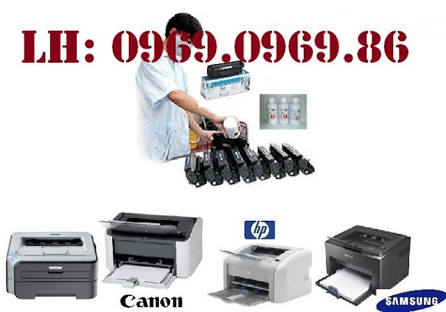 Sửa chữa máy in | Đổ mực máy in tại nhà Bùi Xương Trạch