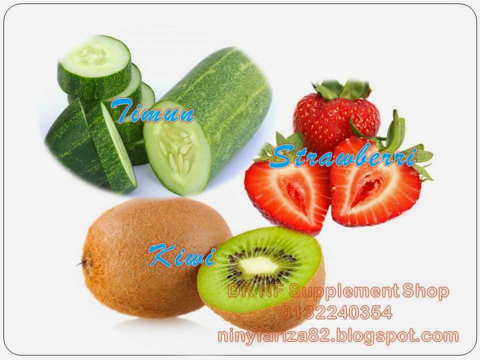 Manfaat buah timun untuk diet