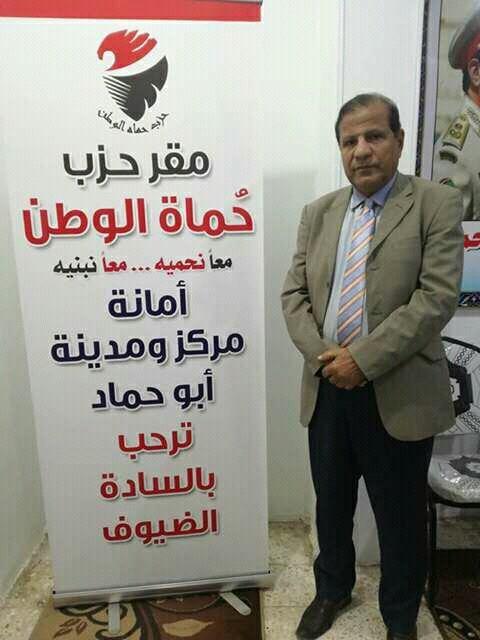م. محسن طلبة :أسأل الله لشهداء الجيش والشرطة ومحطة مصر الجنة