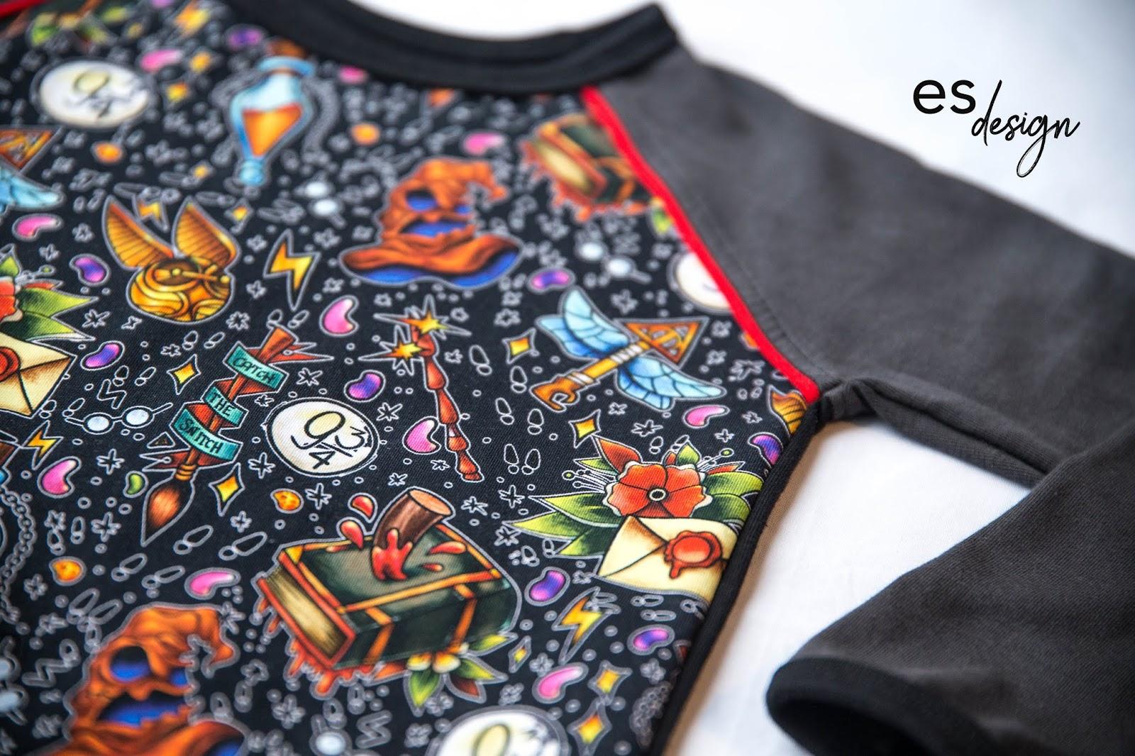 e4c24194 ... jo sy litt praktiske og fine klær til barn også. Og jeg gjorde et dykk  i stofflagerets skatter og sydde noen skjorter av favorittstoffene mine i  jersey.