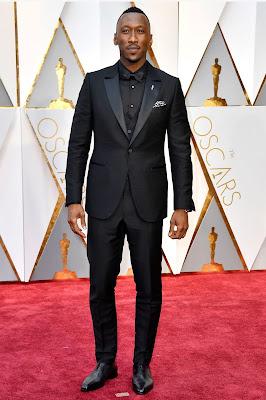 Mahershala Ali Oscars 2017