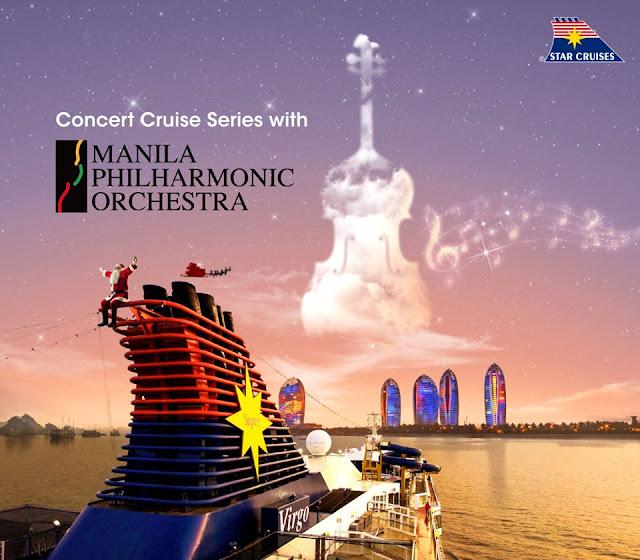 Manila PhilHarmonic Orchestra Star Cruises