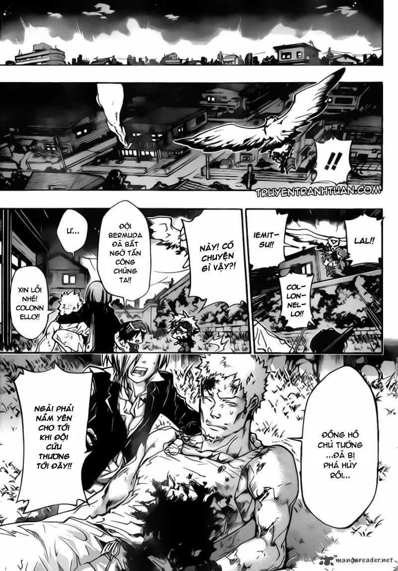 Kateikyoushi Hitman Reborn