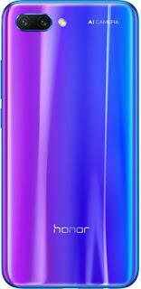 honor 10 premium smartphone