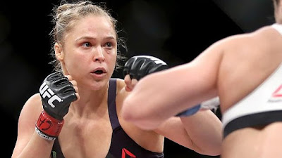 Ronda Rousey vs Holly Holm results preview and details