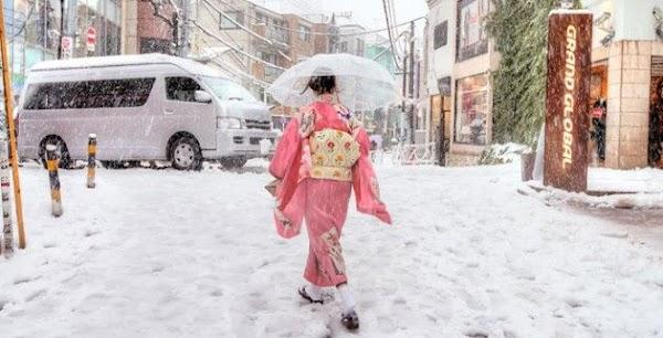 El Frio extremo en Asia golpea con fuerza, Beijing rompe record de Frio en Diciembre