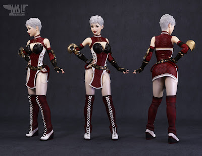 Ikaros Outfit for Genesis 3 Female