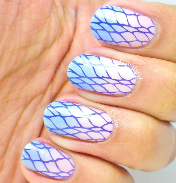 Pantone Stamping Nails