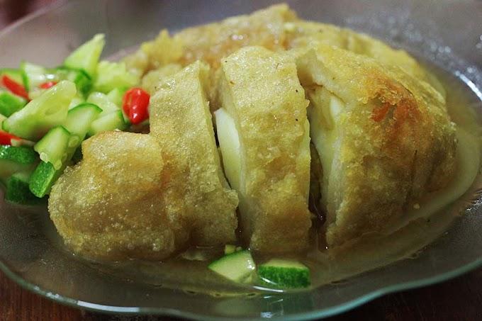 Cara Memasak Empek-Empek Ikan Tongkol Palembang