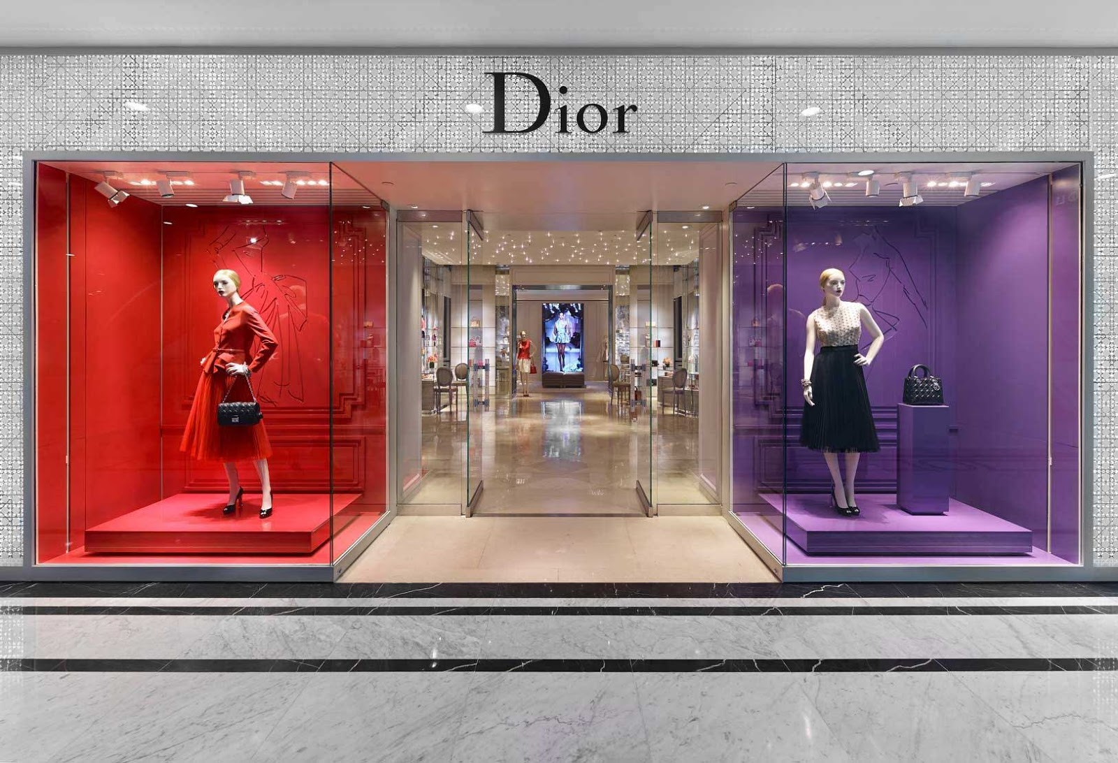 history brief company corporate french fashion brands luxury christian dior outlet stores shopping sell buy preloved items secondhand new latest old collections model men women fake original authentic 100% production manufacture types characteristics durable size color materials skin leather paris new york city nyc usa united states america founder owner