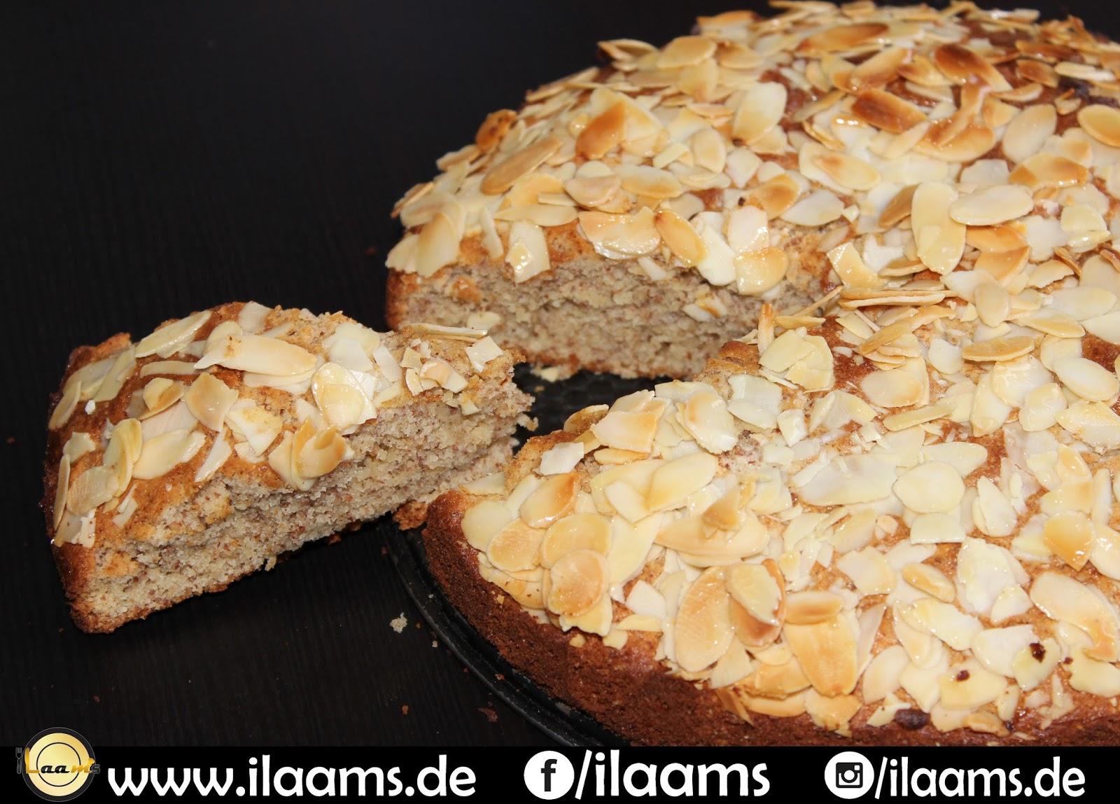 Mandel Honig Kuchen Ilaams Koch Und Backrezepte Mit Schritt Fur