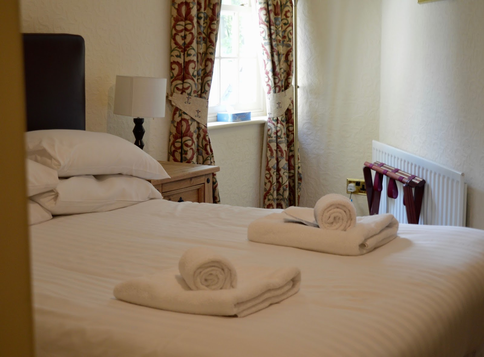 The Kingslodge Inn, Durham   A Review - A lovely budget hotel near the train station and city centre - double bedroom