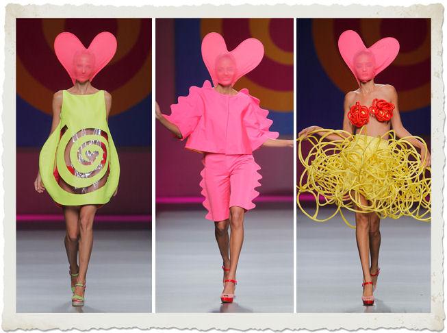 Famoso Le buffe creazioni di Agatha Ruiz de la Prada - Coolfashionstyle.it YT83