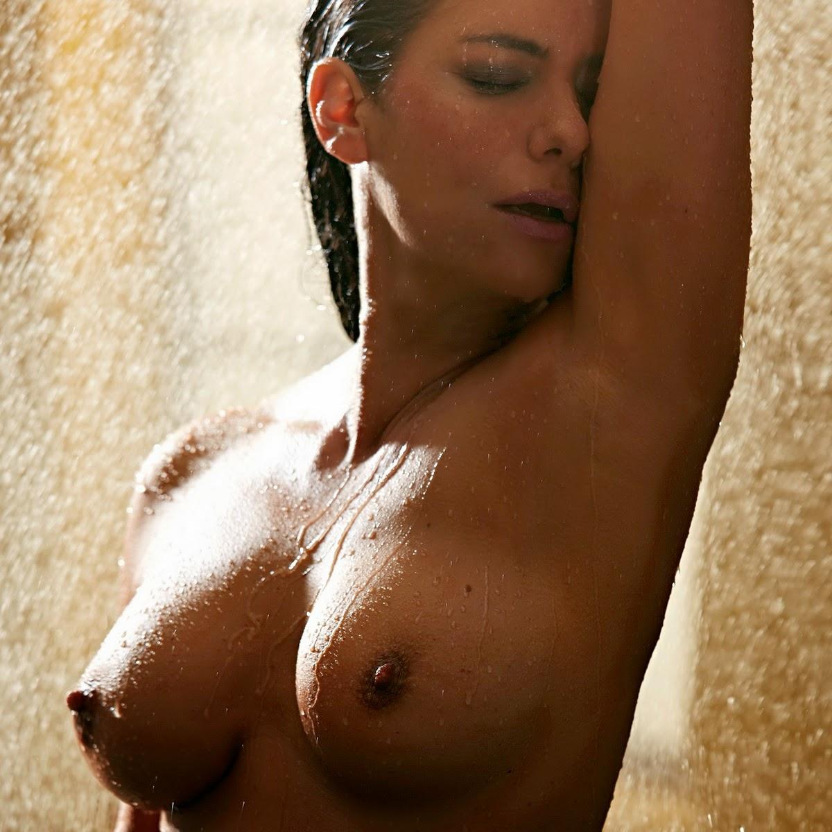 beauty celebrity Sandra Speichert from Rote Rosen nude