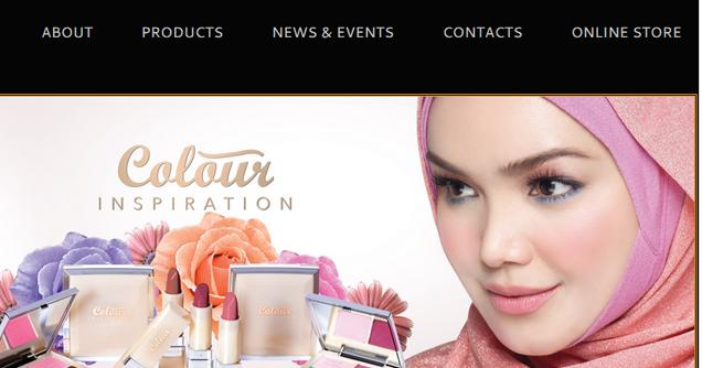 The Walking Beauty Project 5 Brand Makeup Halal Yang Terbaik